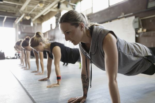 Lesbian and Queer Bars Are Closing—Will Queer Fitness Classes Take Their Place?