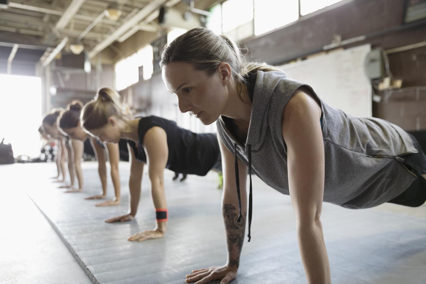 Thumbnail for Lesbian and queer bars are closing—will queer fitness classes take their place?