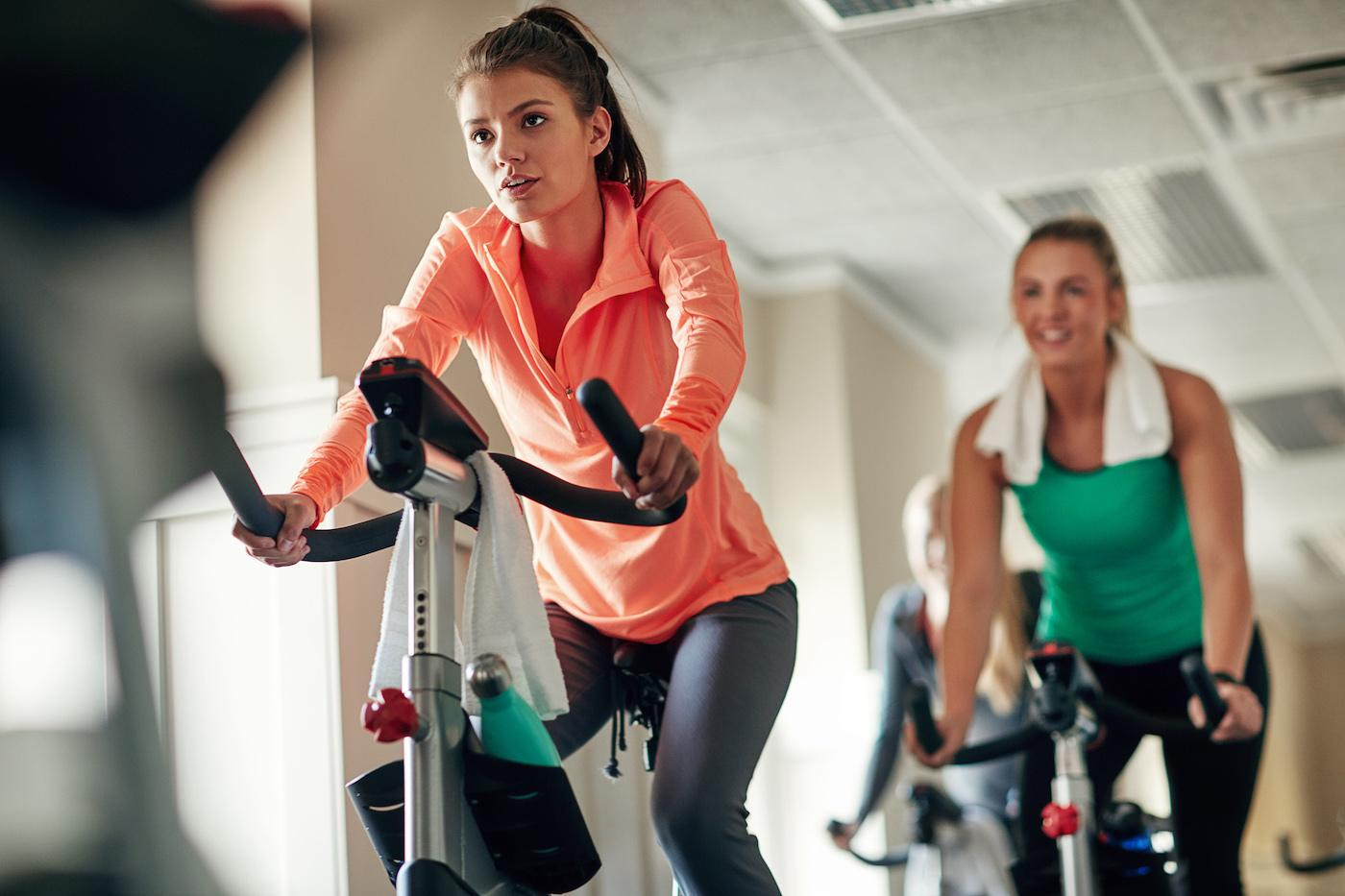 Thumbnail for 6 things your spin instructor wants you to know before you clip into the bike for the first time