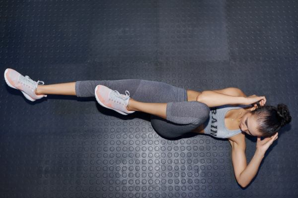 This 8-move, at-home abs workout will fire up your full body