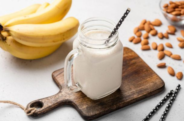Banana milk goes mainstream with a perfectly sweet new flavor from Almond Breeze