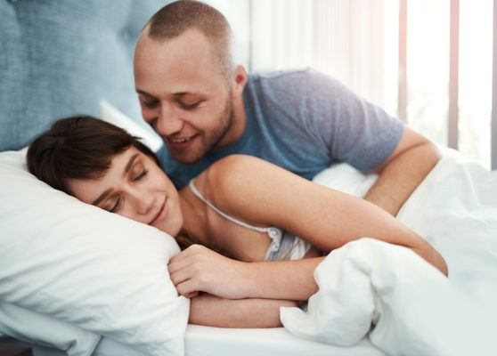 Share your dreams with your S.O. at the right time to boost intimacy