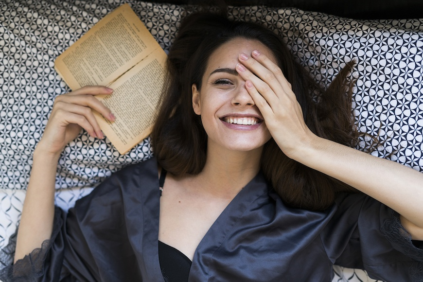 Thumbnail for Educate yourself in the sexiest way with this reading list from 12 leading sexperts