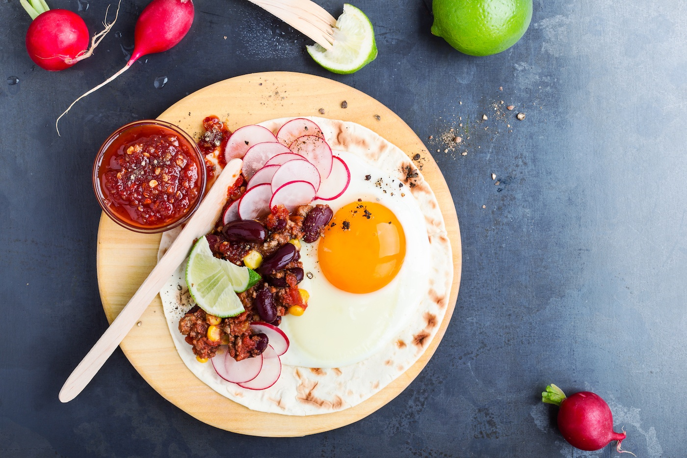 Thumbnail for Tacos Are Back on the Menu for Low-Carb Eaters With This High-Protein Tortilla Swap