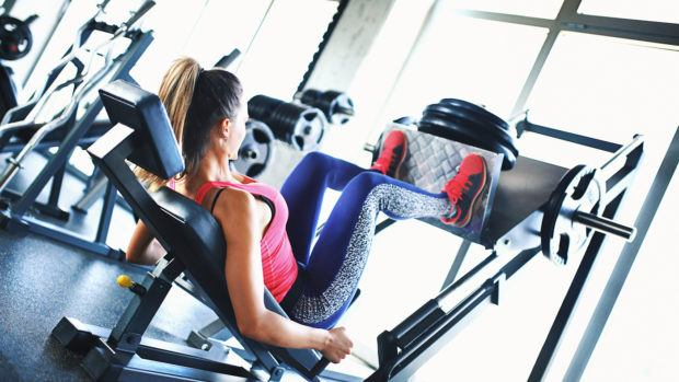 Trainers explain when to actually use those weights machines in the gym