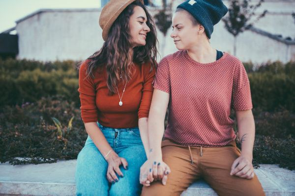 6 LGBTQ-matchmaker approved ways to find queer-positive love offline, IRL