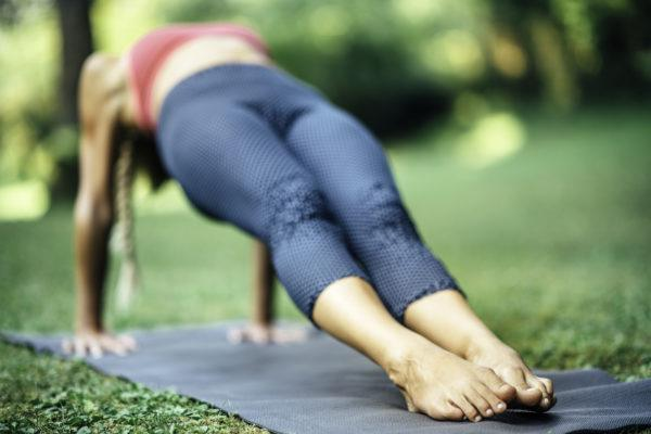 Think you've mastered the plank? Get back to me after you flip it and reverse it
