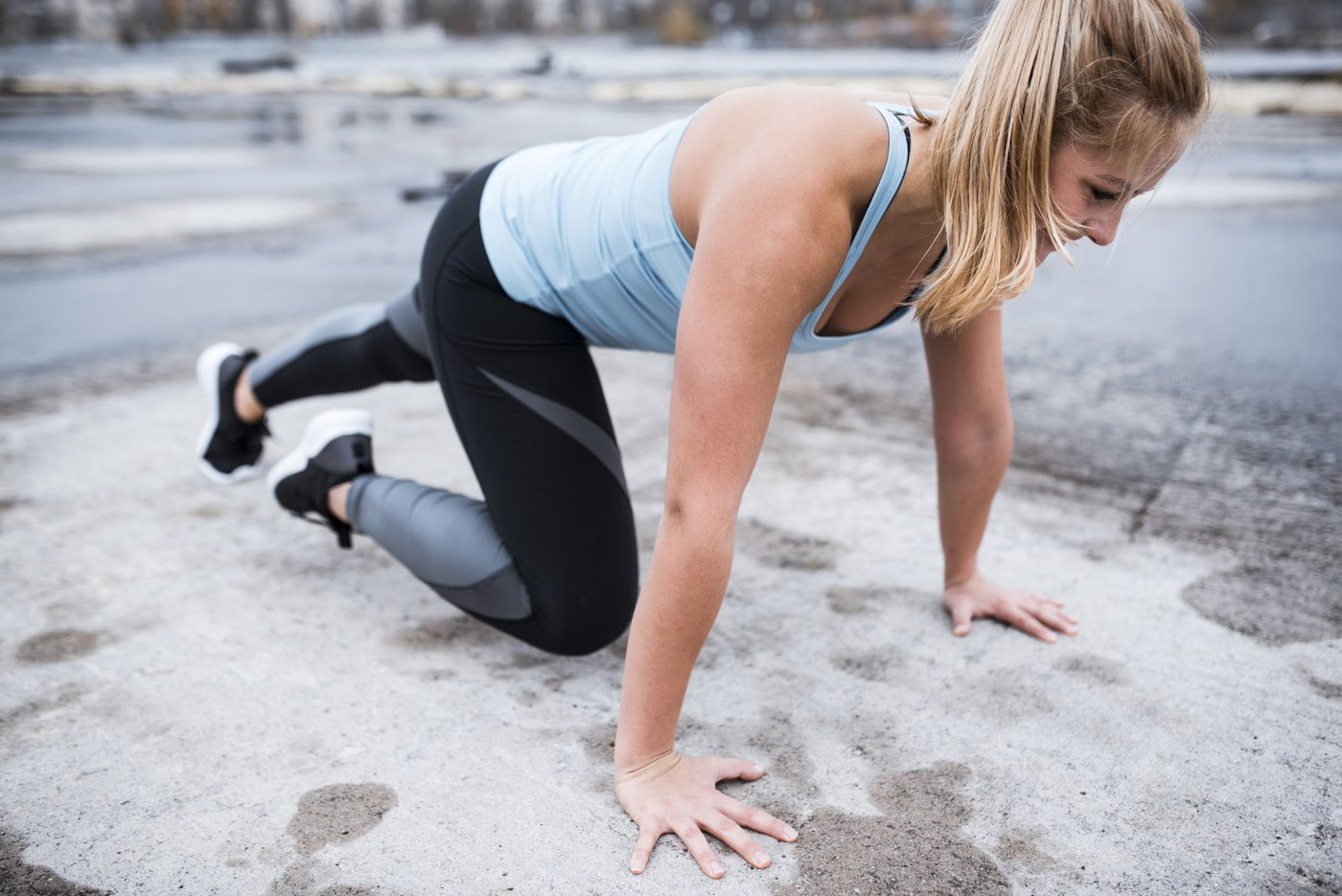 Thumbnail for How to make mountain climbers more manageable, according to trainers