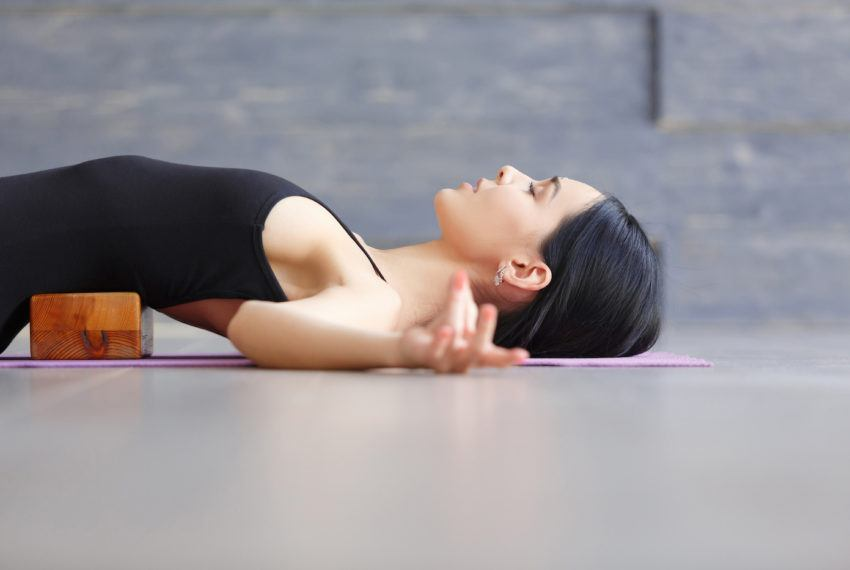 The yoga poses that can most benefit from adding blocks