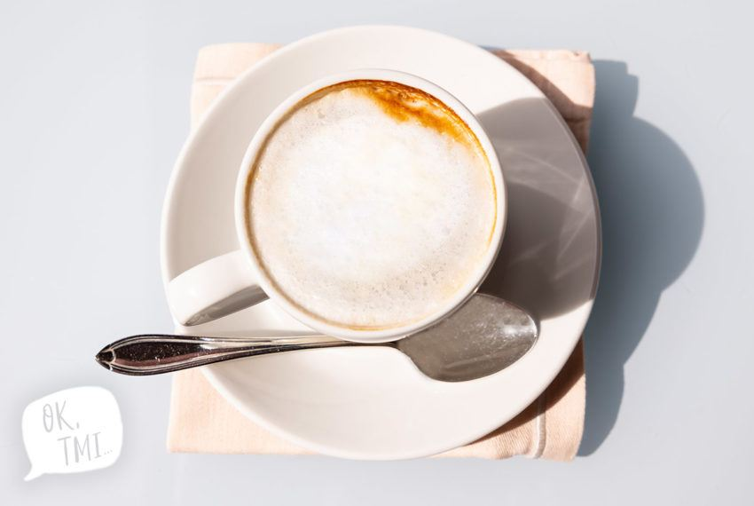OK, TMI: Why Does Coffee Always Make Me Poop?