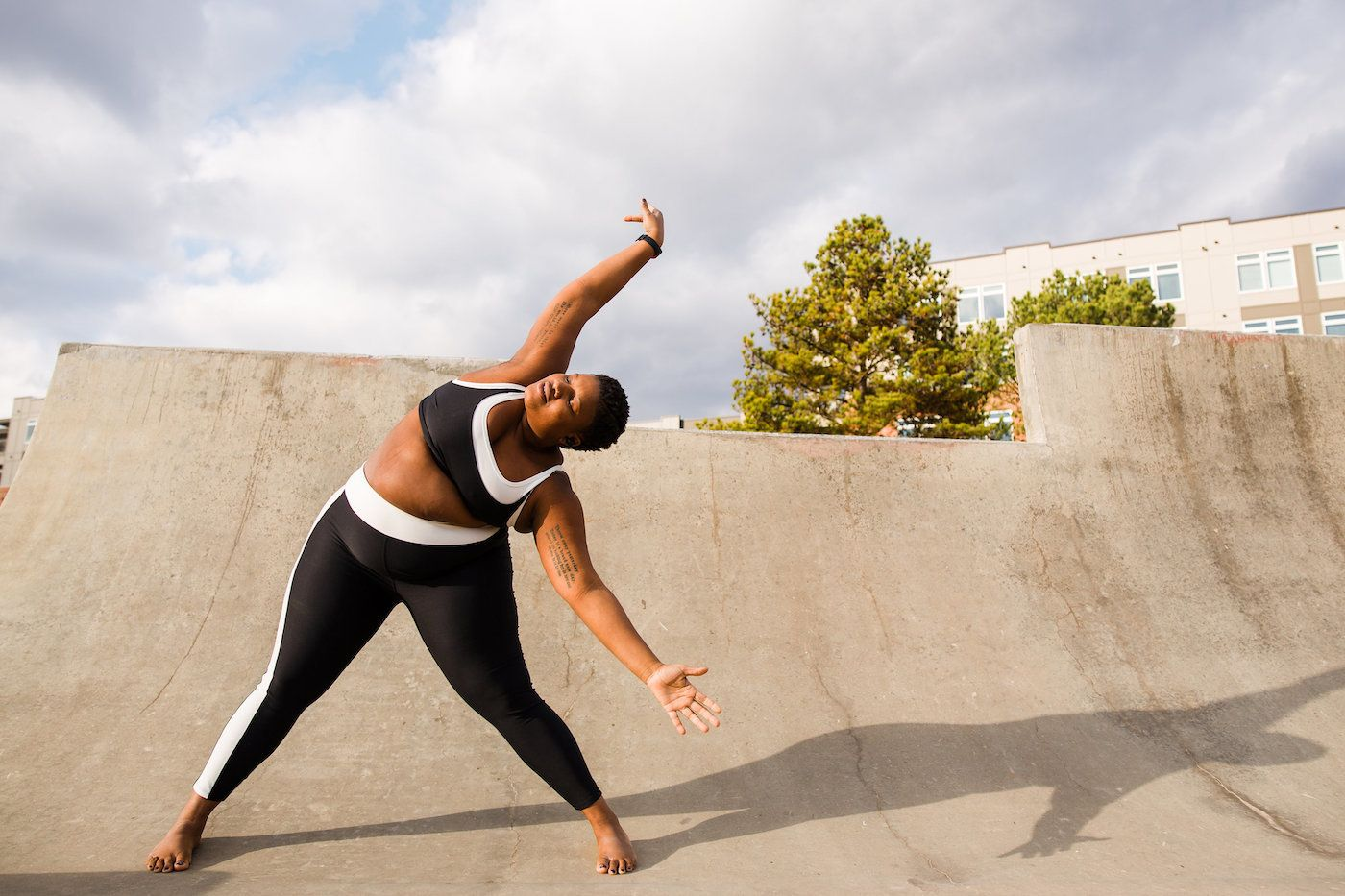 Thumbnail for Jessamyn Stanley is launching an at-home yoga app—here's why that's important