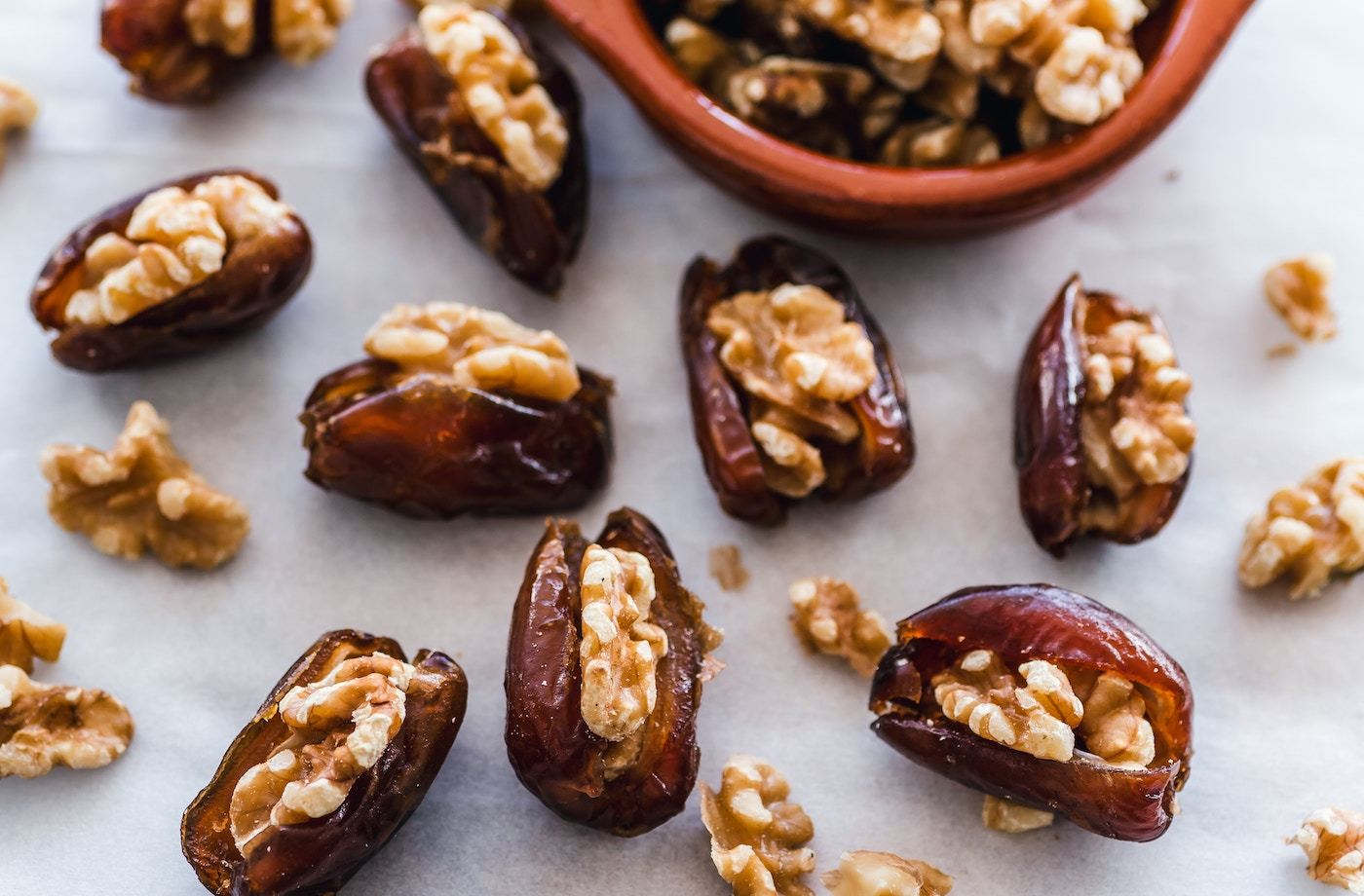 Thumbnail for Sick of bananas? You can get just as much potassium in two medjool dates