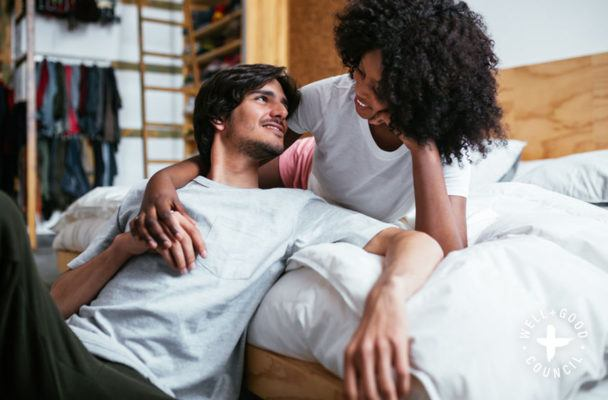 Talking about sex is SO much easier with this step-by-step guide