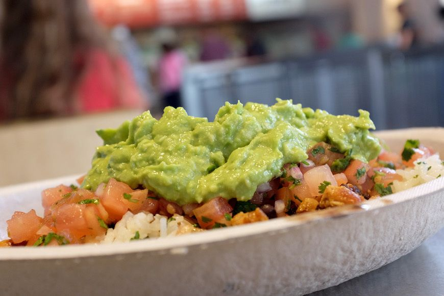 This is how to order at Chipotle like a registered dietician