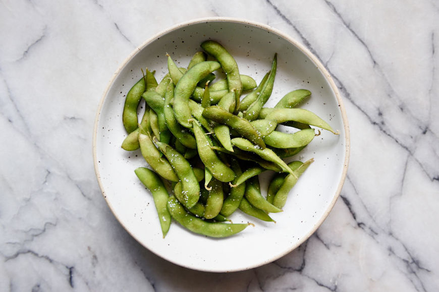 Thumbnail for 8 health benefits of edamame that prove it's more than just a pre-sushi app