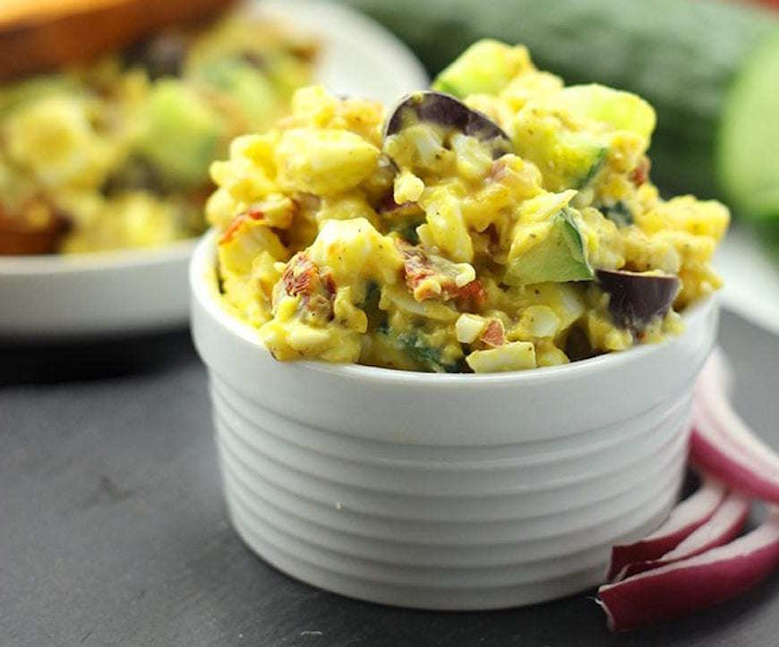 5 extraordinary egg salad recipes that don't use an entire jar of mayonnaise