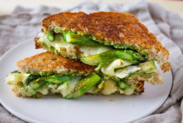 6 healthy grilled cheese sandwiches for grown-ups