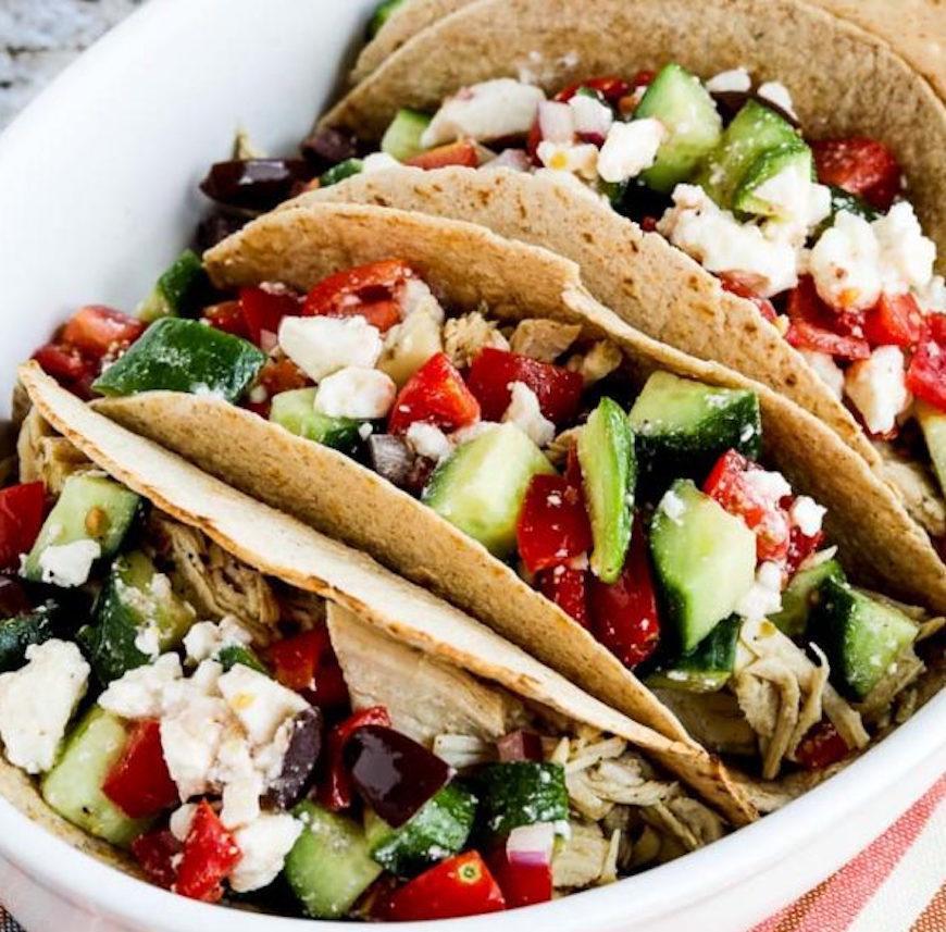 greek tacos instant pot recipe