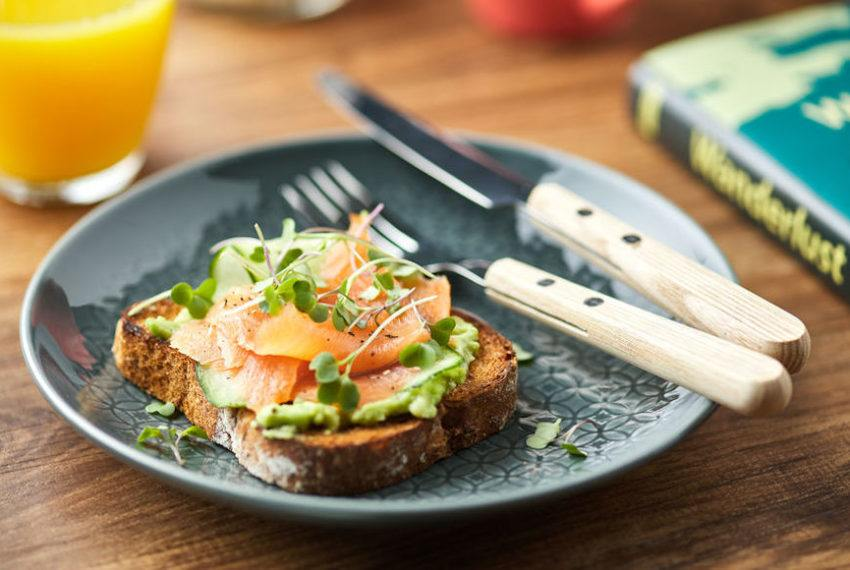 A Dietitian Shares Her Top Picks for Eating Healthy at Le Pain Quotidien