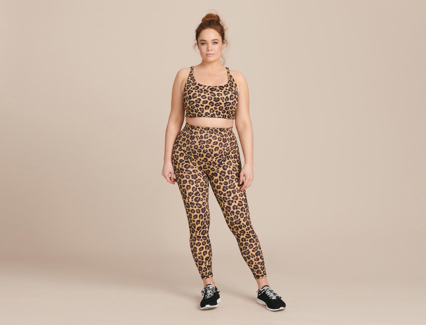 Thumbnail for The leopard print midi (AKA spring's fave skirt) looks even better as leggings