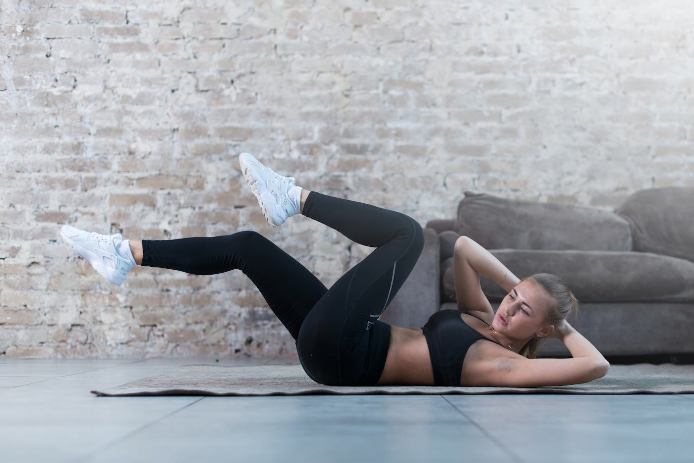 Thumbnail for This Pilates floor workout is so effective, it rivals an intense Megaformer class