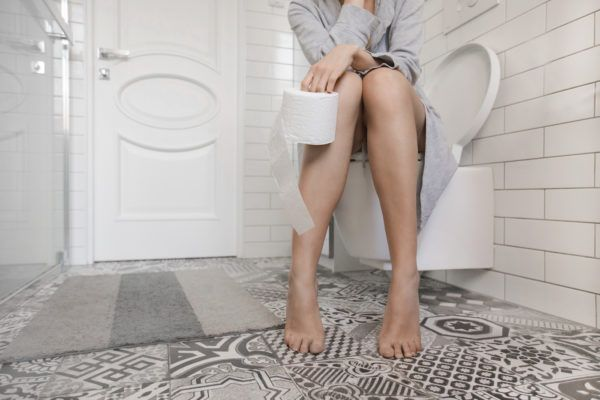 You could be constipated and not even know it—here's how to find out