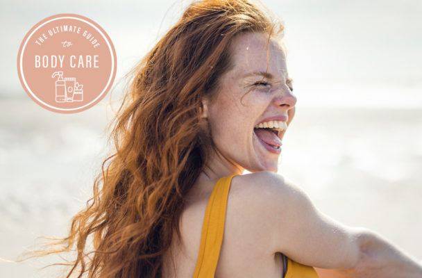 No matter where body acne pops up, here's how dermatologists send it packing
