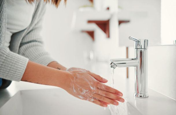 This is *exactly* how long to wash your hands to scrub away germs