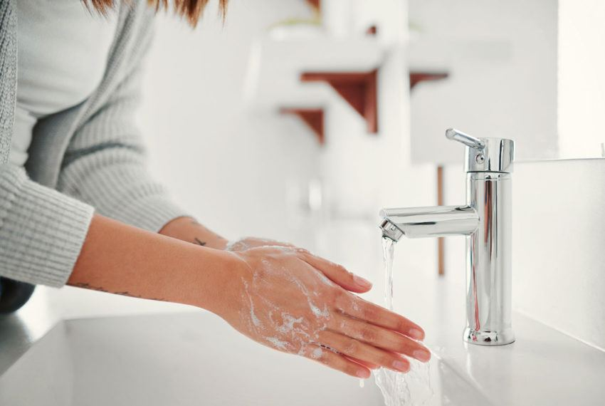 It's more important than ever to wash your hands frequently—here's *exactly* how long it takes to scrub germs away