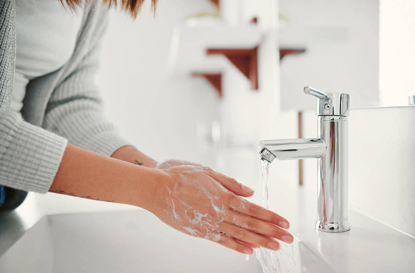 Thumbnail for It's More Important Than Ever to Wash Your Hands Frequently—Here's *Exactly* How Long It Takes to Scrub Germs Away