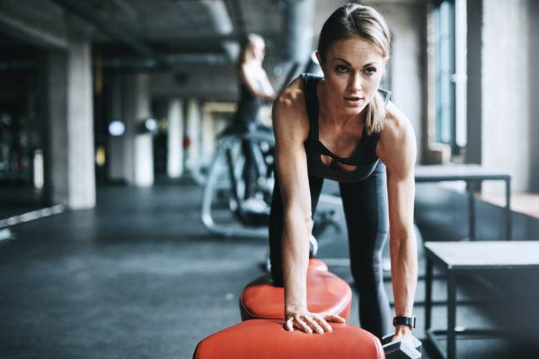 If you're sick of counting reps at the gym, try German volume training