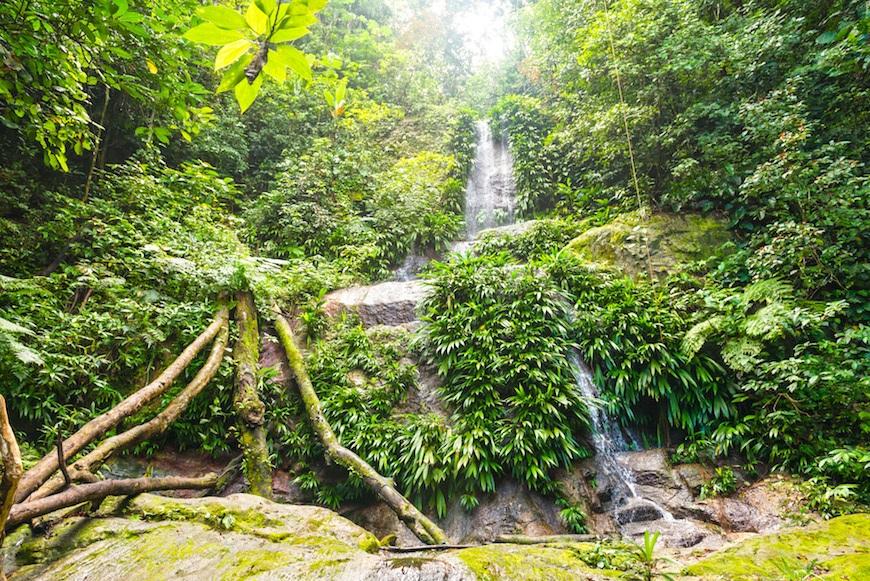 El Salavador's Ruta de las Flores means waterfalls and coffee