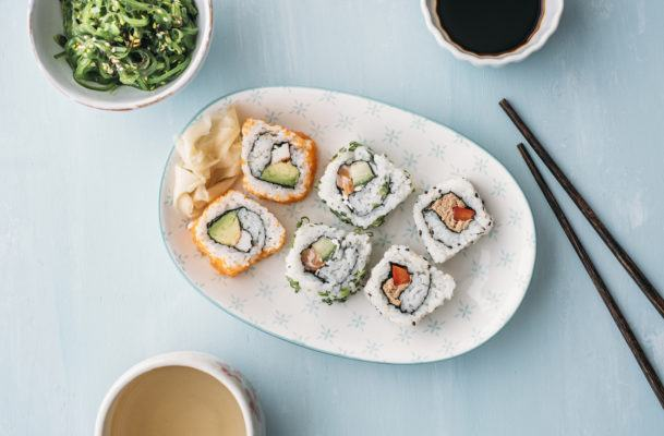 Here's how to eat healthy at your favorite sushi place, according to a registered dietitian