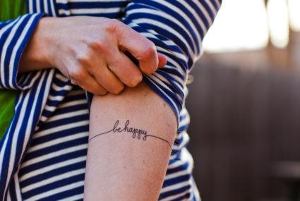 Getting a tattoo affirmed that my body is a dictatorship, not a democracy—and I'm the HBIC