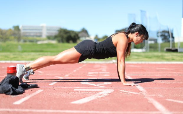 Can't do a single push-up? Here's how to get strong enough to drop and gimme 20