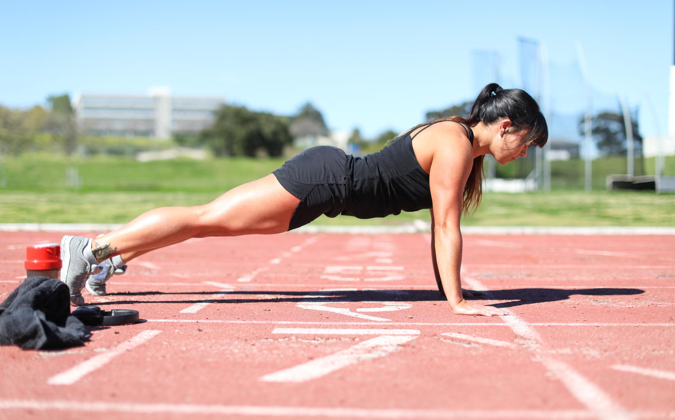 Push-up alternatives to get you ready to drop and gimme 20 | Well+Good