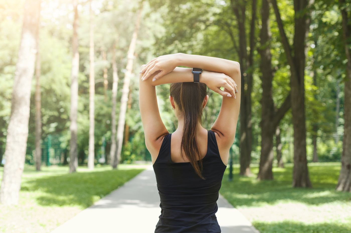 This is the exact place to stretch if you're dealing with lower back pain