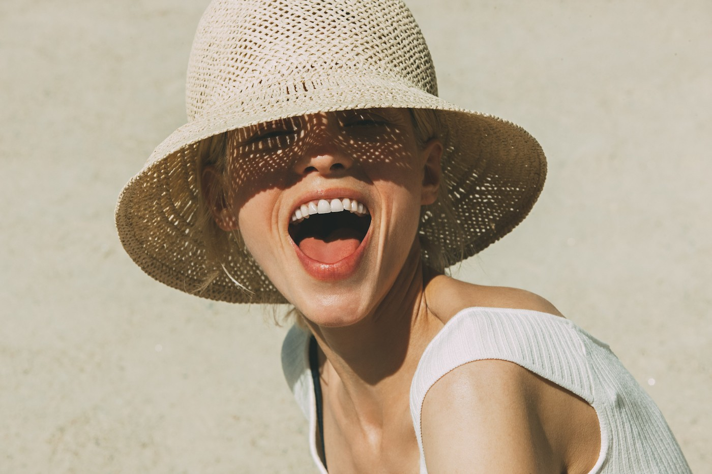 Thumbnail for These genius sunscreens will let you re-apply without messing up your makeup