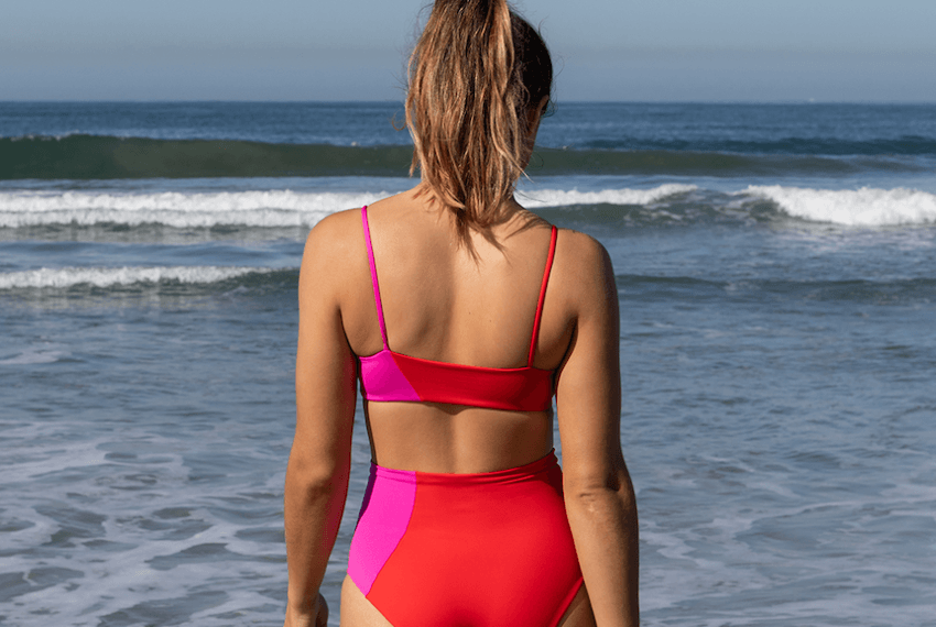 The Swimsuits That Will Stay Put for Everything You Do—From Lounging to Laps