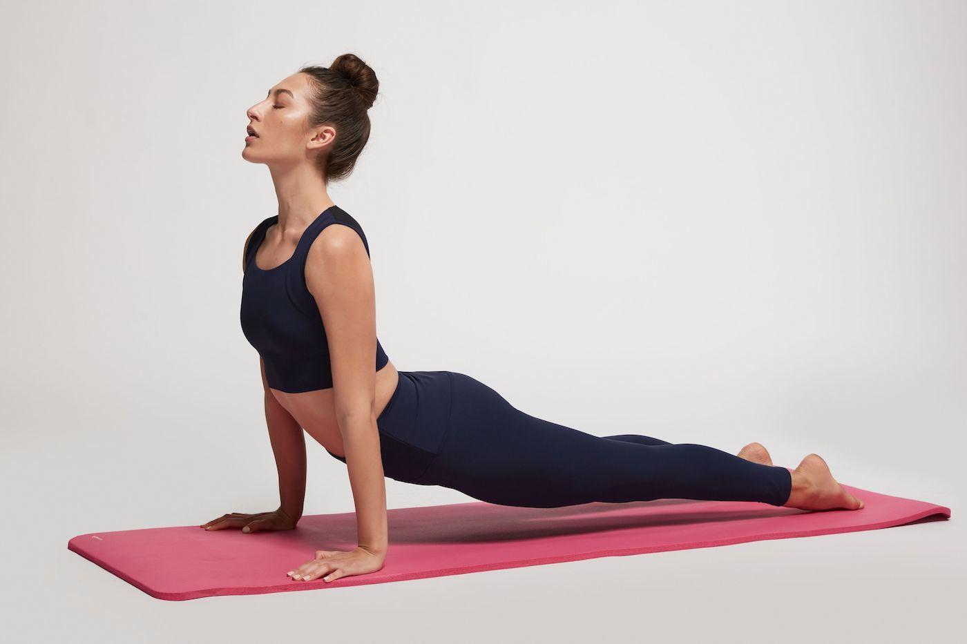 posture correcting activewear