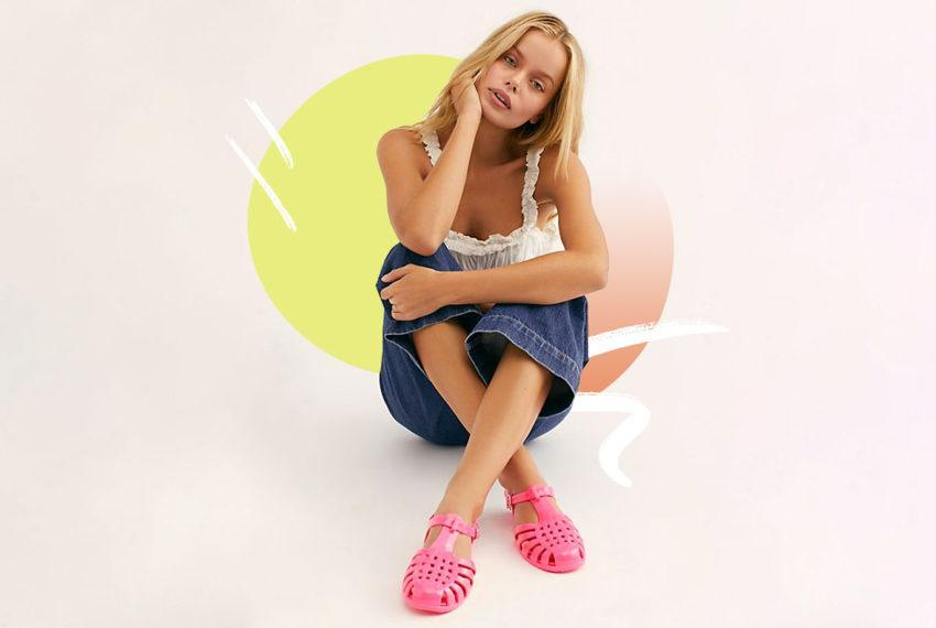Neon shoes will light the way forward this summer