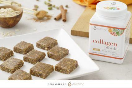 collagen protein bars