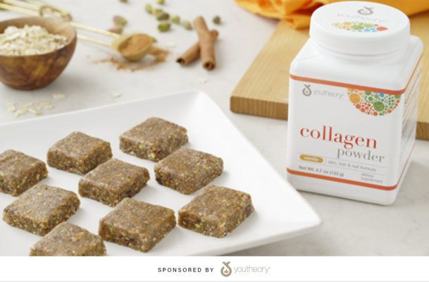 This collagen protein bar recipe will replace all the store-bought bars in your bag