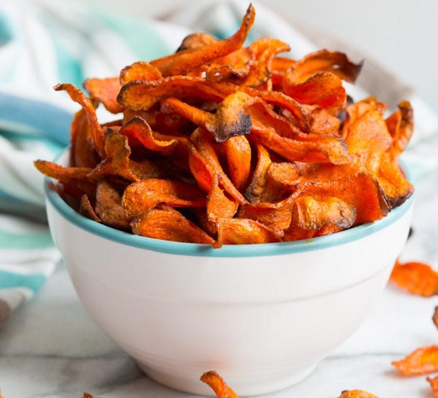 healthy salty chips