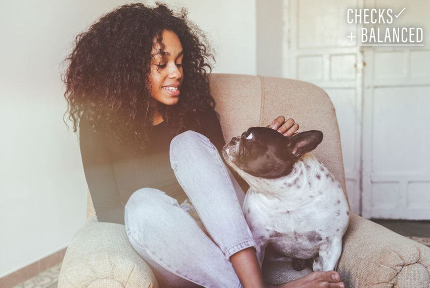 Checks+Balanced: A 23-year-old making $55,000 prioritizes healthy living for herself—and her dog