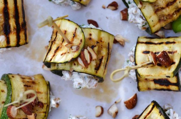 7 healthy summer recipes that prove veggies deserve to be grilled, too