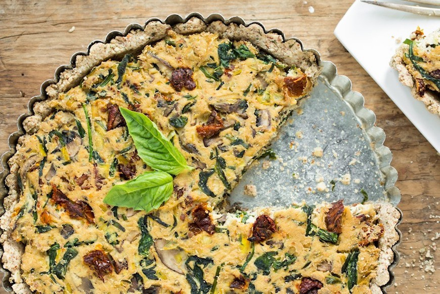 mothers day quiche recipe