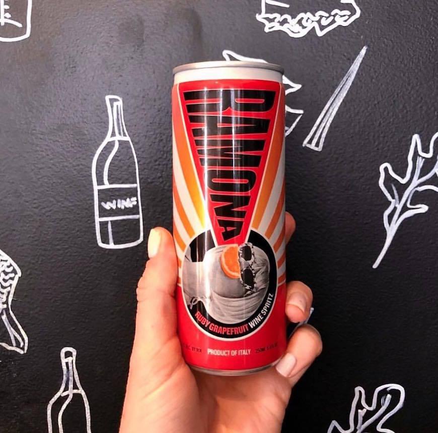 ramona canned wine