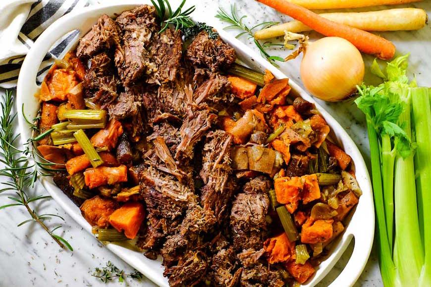 instant pot whole30 pot roast