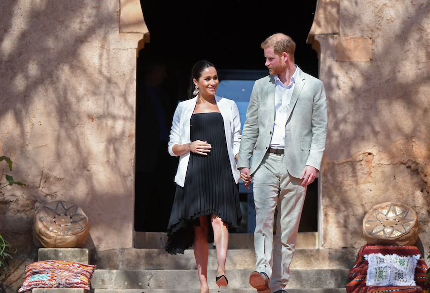 Thumbnail for An astrologist spills the tea on the Royal Baby of Sussex's birth chart
